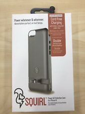 MFI Apple Certified Squirl for iPhone 6 6S Battery Case - Built-In Charger