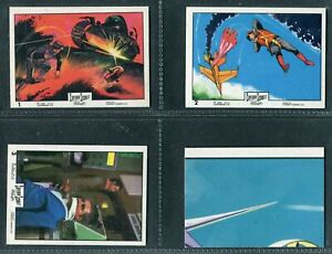 """ANGLO CONF LTD """"CAPTAIN SCARLET & THE MYSTERONS"""" - TRADE CARDS - PICK YOUR CARD"""