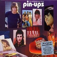 Various Artists : Pin Ups - The Original Pop Idols CD (2003)