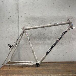 Diamond Back Frame Apex Vintage MTB 135 mm 26 Zebra Splatter Paint 19 in 22.25