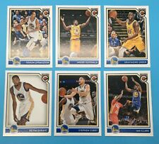 2016-17 Panini Complete Basketball Golden State Warriors Team Set (12) Curry KD