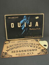 Vintage William Fuld Ouija Board Mystifying Oracle Parker Brothers w/ Plancette