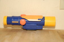 Nerf N-Strike Longshot CS-6 Scope RARE Blue and Yellow FREE SHIPPING