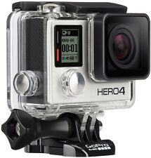 GoPro HERO4 Silver Adventure + TOUCH DISPLAY Actionkamera *NEU & OVP* Go Pro 4