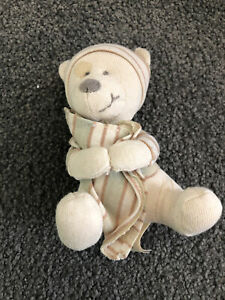 Bear Soft Toy Baby Rattle * 13cm *