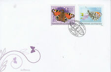 Butterflies First Day Covers Postal Stamps