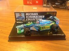 1/43 Minichamps Bennetton B194 Schumacher  msc #13