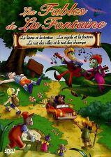 LES FABLES DE LA FONTAINE /*/ DVD DESSIN ANIME NEUF/CELLO