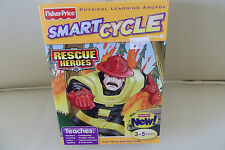 2010 Interactive Smart Cycle Physical Learning Arcade Rescue Heroes Game