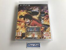 One Piece Pirate Warriors 3 - Sony PlayStation PS3 - FR - Neuf Sous Blister