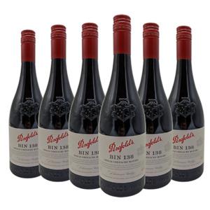Penfolds Bin 138 Shiraz Grenache Mataro 2018 750 mL x 6 Bottle