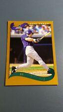 LUIS GONZALEZ 2002 TOPPS CARD # 30 B6093