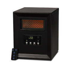 Source Green by LifeSmart R-2PC-1000 Space Heater 1500w Black (Refurbished)