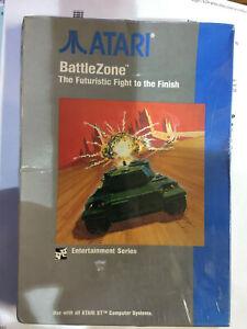 BATTLEZONE Atari 1040 ST/STE Disk NEW Damaged Box