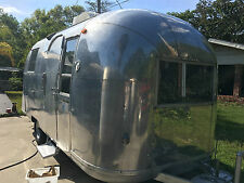 Airstream, globetrotter, spartan, , vintage camper, vintage travel trailer, rv,