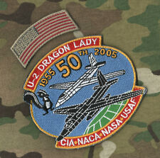 U-2 Cia Nasa Naca USAF Haute Altitude Espion Plan Dragon Lady 50TH Anniversaire