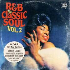 R&B And Classic Soul Vol. 2 (2015) 23-track CD album NEW/UNPLAYED Dakota Staton