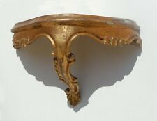 Sale * France Original  18 th  Louis XV  Wood massif gilded antique