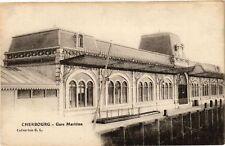 CPA  Cherbourg -Gare Maritime  (245940)