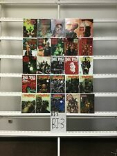 Zombies Empire Of The Dead Zombie World Idw 25 Lot Comic Book Comics Set Run