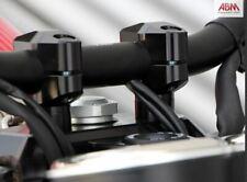 ABM Streetbike Motorrad Lenker Booster für Heizgriffe BMW  schwarz  0439 28,6