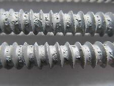 25 916 Hex Head 38 X 8 Lag Bolts Zinc Plate Wood Screws