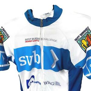 Voler Best Buddies Hearst Castle Silicon Valley Bank Small Cycling Jersey