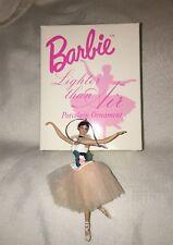 Lighter Than Air Porcelain ORNAMENT Barbie Ballerina Ballet Degas Based on Doll