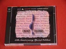 DIE Referenz : DOPPEL-CD von CHESKY RECORDS - brillanter Klang -
