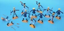CHERILEA TOYS 65mm U.S. Cavalry figures SWOPPET style toy soldiers