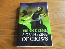 """Brian Keene """"A Gathering of Crows"""", Thunderstorm, Maelstrom Vol 1, Book 1,  #99"""
