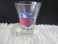 "Planet Hollywood ""Paris"" Fluted 3.25"" Shot Glass"