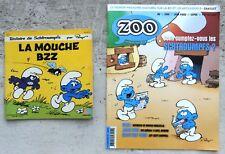 Schtroumpfs La Mouche Bzz 1981 Club Dorothée