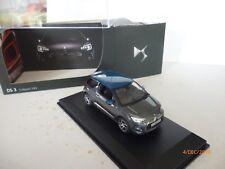 Citroen DS 3 2015 1:43 Norev AMC019487 Grey / Blue New IN BOX
