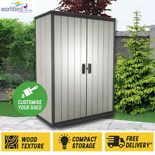 High Store Shed by Keter - Paintable Panels - Customise your shed!