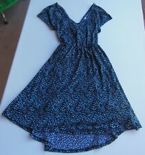 Xhilaration Dress - Partial Open Back - Size Small
