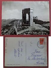 M. Pasubio - Arco Romano e Cima Forni Alti 1957