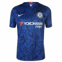Nike Chelsea FC Blue Men's Home 2019-20 Football Shirt - Medium - New With Tags