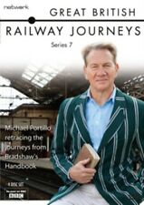Great British Railway Journeys Season 7 Series Seven New DVD