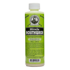 Miracle Mouthwash by Uncle Harry's Natural Products (8oz Mouthwash)