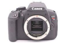 Canon EOS 700D (eos Rebel T5i) 18.0MP Digital SLR Camera - Shutter Count: 325