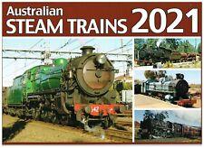 AUSTRALIAN STEAM TRAIN 2021 CALENDARS