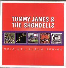 5 CD (NEU!) . TOMMY JAMES & the Shondells (Mony Mony Crimson & Clover Best mkmbh