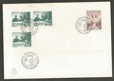 SWEDEN - 1975 International Women's Year  - FIRST DAY COVER.
