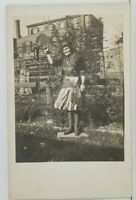 Rppc Gypsy Woman c1910 Real Photo Postcard 018