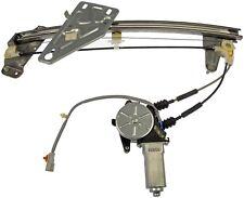 94-01 ACURA INTEGRA 4 DOOR PASSENGER FRONT POWER WINDOW REGULATOR WITH MOTOR