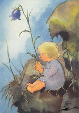 Kunstkarte: Mili Weber - Mein Glöckchen