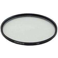 Filtro Ultravioleta UV DynaSun UV con Caja para Canon Nikon Sony Sigma