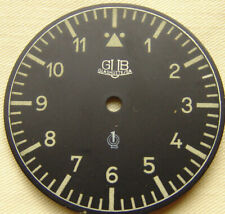 Era Military B-Watch Good Condition Gub Glashutte Dial for cal.48.1 Wwii