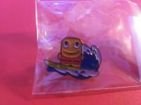 AMAZON Peccy Surfer Prime Day AMZL 2020 Pin Employee Associate (New) Sealed